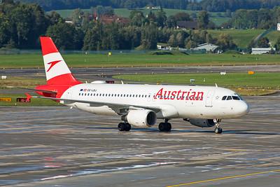 Austrian Airlines Airbus A320-214 OE-LBJ 10-10-19