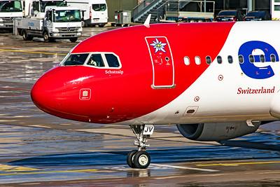 Edelweiss Air Airbus A320-214 HB-IJV 10-10-19