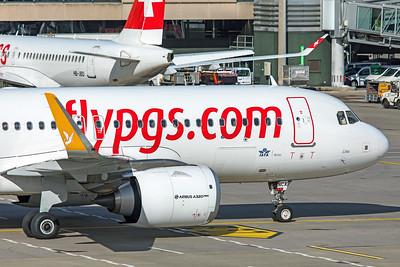 Pegasus Airbus A320-251N TC-NCA 10-10-19 3