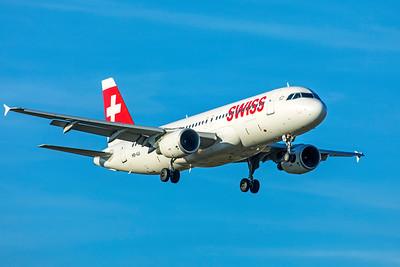 Swiss Airbus A320-214 HB-IJJ 2-13-19 2