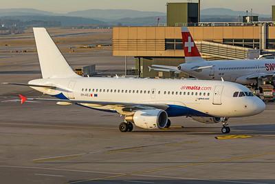 Air Malta Airbus A319-112 9H-AEJ 2-14-19