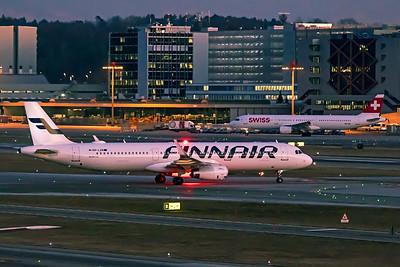 Finnair Airbus A321-231OH-LZN 2-14-19
