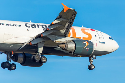 ULS Airlines Cargo Airbus A310-308(F) TC-LER 2-13-19 2