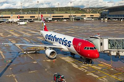 Edelweiss Air Airbus A320-214 HB-IHY 10-10-19 2