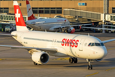 Swiss Airbus A320-214 HB-JLQ 2-14-19