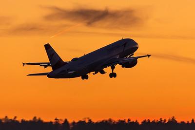 Austrian Airlines Airbus A320-214 OE-LBN 2-14-19
