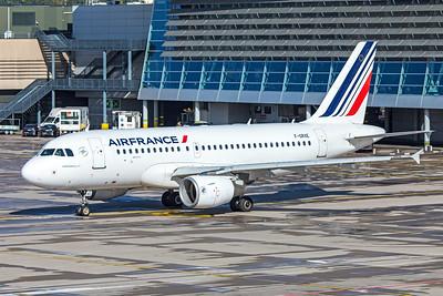 Air France Airbus A319-111 F-GRXE 10-10-19
