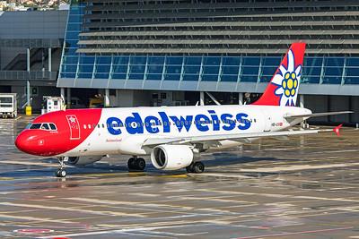 Edelweiss Air Airbus A320-214 HB-IJV 10-10-19 2