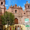 The Templo de Santo Domingo In Zacatecas, Zacatecas