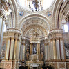 The Neoclassic Napoles Chapel At The Guadalupe Temple