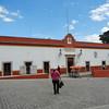The Palacio Municipal
