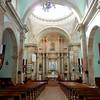 The Interior Of San Juan Bautista