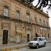The One Time Elegant Hotel Hidalgo Left From The Properous Mining Days