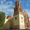 Templo Santo Domingo From The XVIII Century