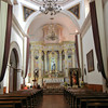 The Exquisite Interior Of The Templo de San Francisco