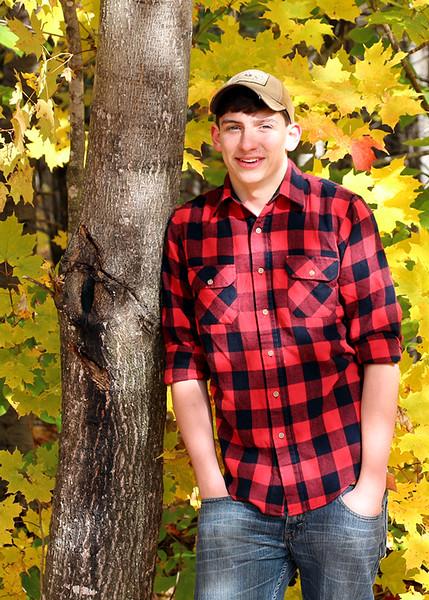Zach King Senior Photos