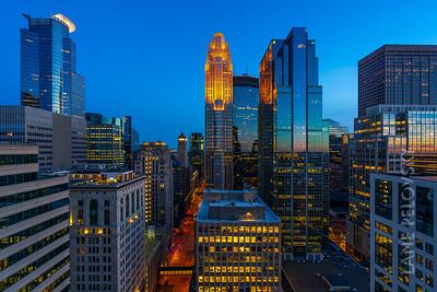 Minneapolis Downtown Architecture