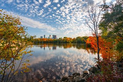 Fall in Minneapolis