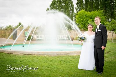 DJP Zach & Stephanie Wedding