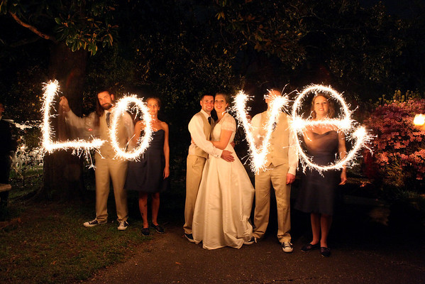 Zachary + Kristin : The Wedding