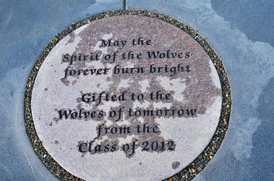 Spirit Fire Ring Plaque