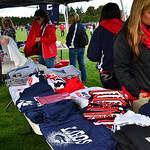 School spirt shirts for sale during Spirit Fire