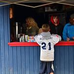 Food sales at Spirit Fire