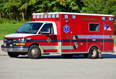 Ashford Ambulance 520