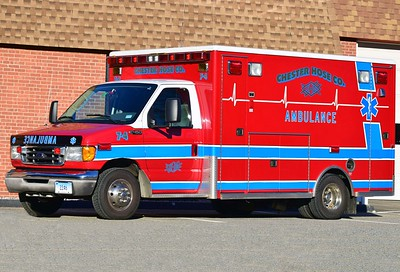 Chester Ambulance 7-4