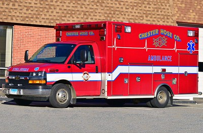 Chester Ambulance 7-3