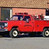 Chester's Brush 7-8, a 1974 Dodge Power Wagon that only has 3,000 miles on it.