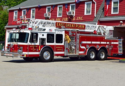 East Great Plain Ladder 5