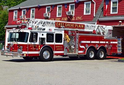 Apparatus Shoot - East Great Plain, Norwich, CT - 8/26/18