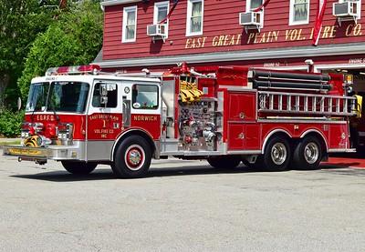 East Great Plain Engine 1