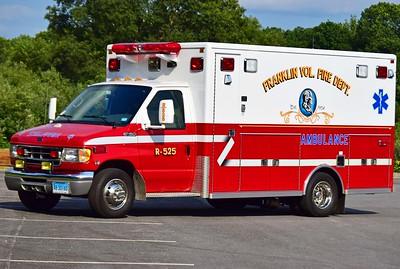 Franklin Rescue 525
