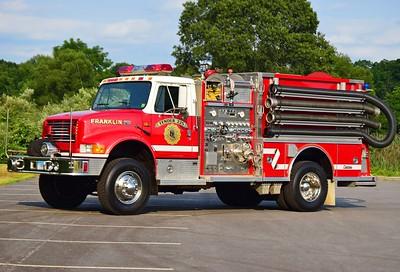 Franklin Tender 225