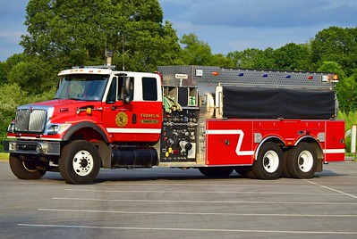 Franklin Tanker 125