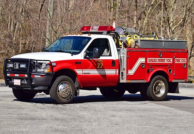 Gales Ferry Engine 22