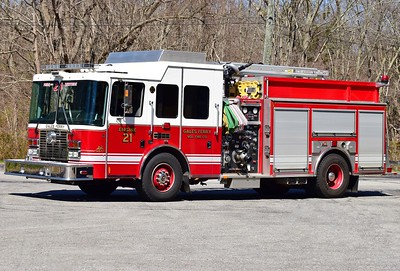 Gales Ferry Engine 21