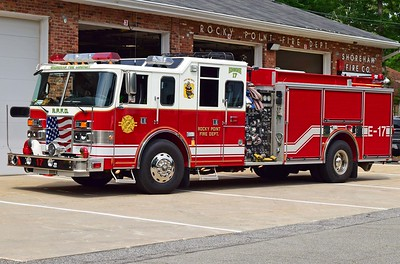 Rocky Point Engine 5A-7-17