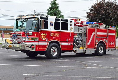 North Babylon Engine 1-8-4