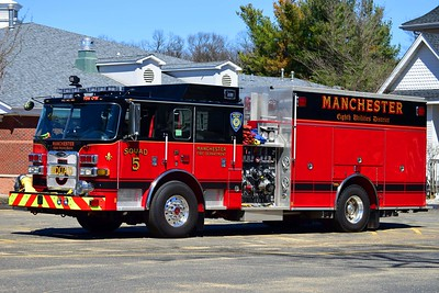 Manchester Eighth Utilities' Squad 5