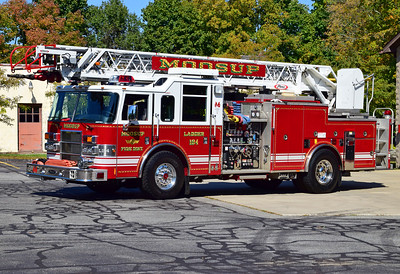 Apparatus Shoot - Moosup, Plainfield, CT - 9/21/19