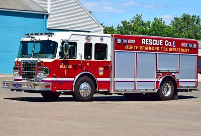 North Branford Rescue 1