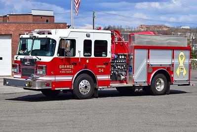 Orange Engine 34