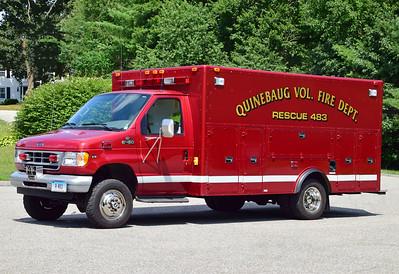 quinebaug rescue 483