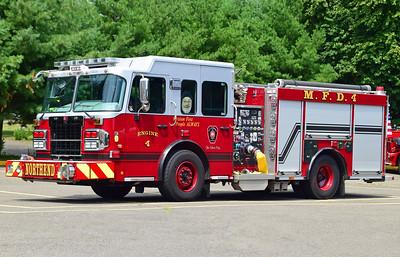 Apparatus - Silver City Firefest, Meriden, CT - 7/20/19
