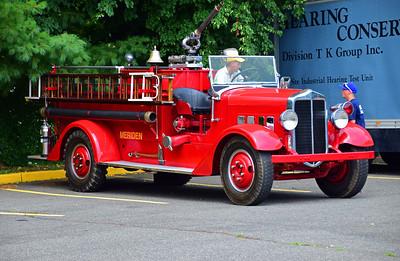 Meriden Antique Engine