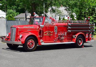 Westfield Antique Truck