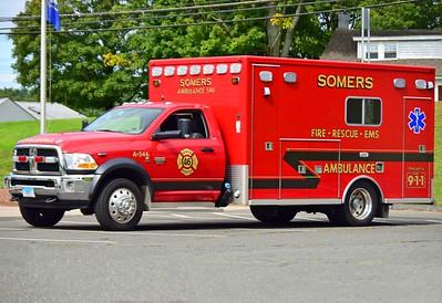 Somers Ambulance 546